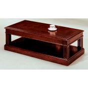 "DMI Oxmoor Coffee Table 50""W x 24""D x 16""H Cherry Finish"