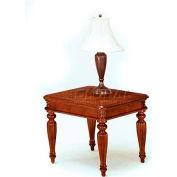 """Antigua End Table - 24""""L x 24""""W x 20""""H"""