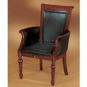 """Rue De Lyon High Back Guest Chair - 27-1/2""""L x 28""""W x 41""""H"""