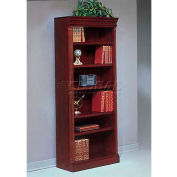 "Flexsteel Open Bookcase Center - 32""L x 16""W x 80""H - Keswick Series"