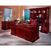 "Flexsteel Right Executive ""U""Desk - 72""L x 110""W x 30""H - Keswick Series"