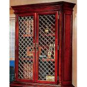 "Keswick Overhead Storage W/ Wire Mesh Doors - 36""L x 16""W x 50""H"