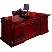 "Flexsteel Left Executive ""L""Desk - 72""L x 84""W x 30""H - Keswick Series"