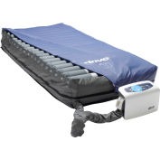 Drive Medical 14200 Harmony True Low Air Loss Tri-Therapy Mattress Replacement System
