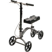 Drive Medical 790 Steerable Aluminum Knee Walker, Adult Size