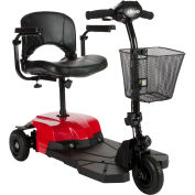 Drive Medical BOBCATX3 Bobcat X3 3-Wheel Compact Transportable Power Mobility Scooter