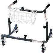 Pediatric (Adjustable Width) Steel Anterior Safety Roller