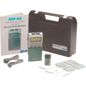 Drive Medical Portable Digital EMS AGF-6X, W/Timer & Carrying Case