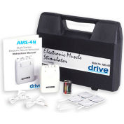 Drive Medical Portable EMS AMS-4N, W/Timer & Carrying Case