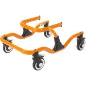 Drive Medical Trekker Gait Trainer TK 1000, Tyke, Orange