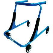 Drive Medical Trekker Gait Trainer TK 3000, Youth, Blue