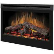 """Dimplex® Self-Trimming Widescreen Electric Firebox - 30"""""""