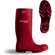 Dunlop® Purofort® Professional Full Safety Electrical Hazard Men's Work Boots, Size 8