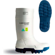 Dunlop® Purofort® Thermo+ Full Safety Men's Work Boots, Size 8, White