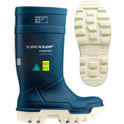Dunlop® Purofort® Thermo+ Full Safety Men's Work Boots, Size 8, Blue