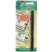 Dri-Mark® Counterfeit Money Detector Pen, Black, 1 Each