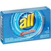 All Ultra Laundry Detergent Powder, 2 oz. Box, 100 Boxes - 2979267