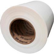 "Dr. Shrink Heat Shrink Tape 6""W x 180'L 9 Mil White - Pkg Qty 8"