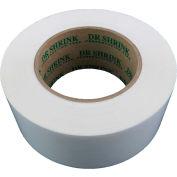 """Dr. Shrink Preservation Tape 2""""W x 108'L 10 Mil White - Pkg Qty 24"""