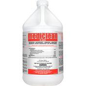 Mediclean California X-590 Disinfectant, Insecticide, Deodorant 221572000 - 1 Gallon - Case of 4