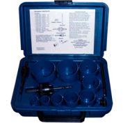Blu-Mol Professional Bi-Metal Lock Installation Kit
