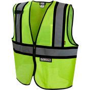 DeWalt® DSV221-XL ANSI Class 2 Two Tone Mesh Vest XL