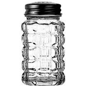 Anchor Hocking 1830EU - Salt Pepper Crystal, 3.25 Oz., 36/Case