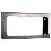DC Tech EC101008 Stainless Steel Quadruple Glove Box Dispenser