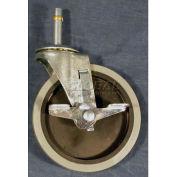 Standard-Duty Stem Replacement Caster w/Brake
