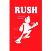 """Rush 2"""" x 3"""" - White / Red"""
