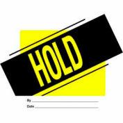 "Hold 4"" x 4"" - Yellow / Black / White"