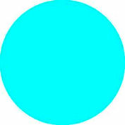 "Light Blue Discs 1/2"" Dia."
