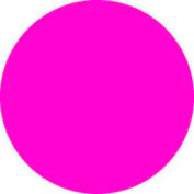 "Fluorescent Pink Discs 3/4"" Dia."