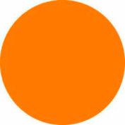 """Fluorescent Orange Discs 1"""" Dia."""