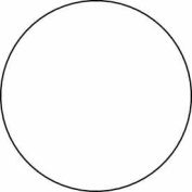 """White 2"""" Dia. Discs"""