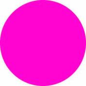 "Fluorescent Pink 3"" Dia. Discs"