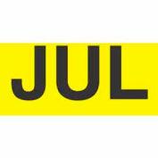 "Jul 3"" x 6"" - Bright Yellow / Black"