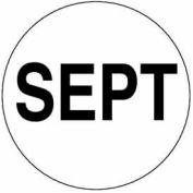 """Sept 2"""" - White / Black"""