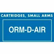 """Cartridges ORM-D-AIR 2-1/4 x 1-3/8"""" - Blue / White"""