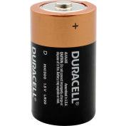 Duracell® Coppertop®  D Batteries W/ Duralock Power Preserve™ - Pkg Qty 12