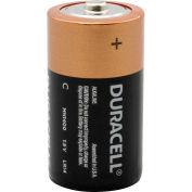 Duracell® Coppertop®  C Batteries W/ Duralock Power Preserve™ - Pkg Qty 12