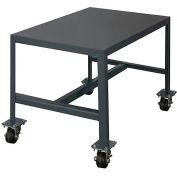 "Durham MTM182442-2K195 24""W X 18""D X 42""H Machine table"