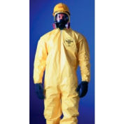 Tychem® QC Coveralls, DUPONT QC127SXL, Case Of 12