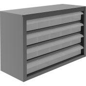 Durham Plastic Drawer Cabinet 016-95 - 20 Drawers