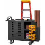 Durham Mfg Co 2211-DLP-6DR-RM-9B-95 FACILITY MAINTENANCE CART