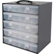 Durham Rack 290-95- For Small Plastic Compartment Boxes