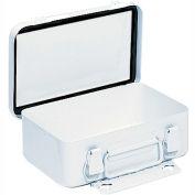 First Aid Box Metal - 7-1/2x2-3/8x4-1/2 - Pkg Qty 24