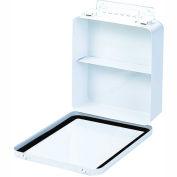 First Aid Box Metal - 9-1/16x2-3/8x9-1/16 - Pkg Qty 12