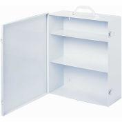 First Aid Cabinet 3-Shelf - 15x5-9/16x16-5/32