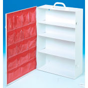 Pouch for First Aid Cabinets - 20 Pocket